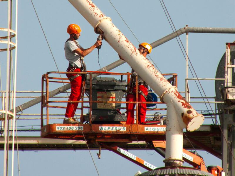 Mantenimiento Industrial Sevilla